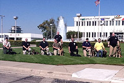 about us action k-9 security inc chicago illinois