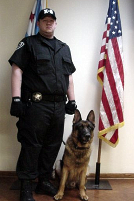 home action k-9 security inc chicago illinois