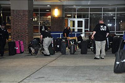 k-9 detection unit action k-9 security inc chicago illinois